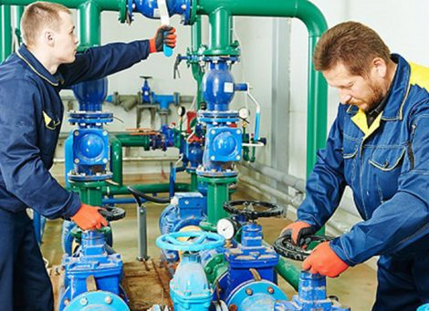 Established Industrial Plumbing & HVAC Company in Southwestern Ontario