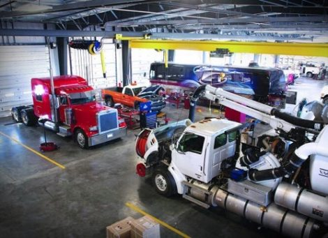 Truck Specialized Repair Business