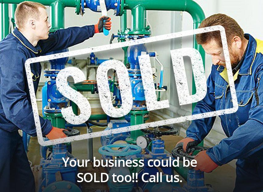 Established Industrial Plumbing & HVAC Company in Southwestern Ontario